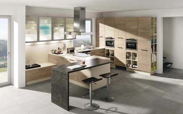 Kuhinje EWE - Moderna - astrale