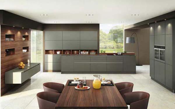 Kuhinje EWE - Moderna - vida