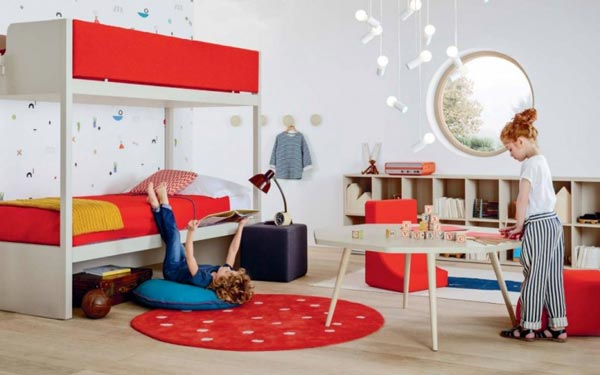 Otroške sobe Planet Plus